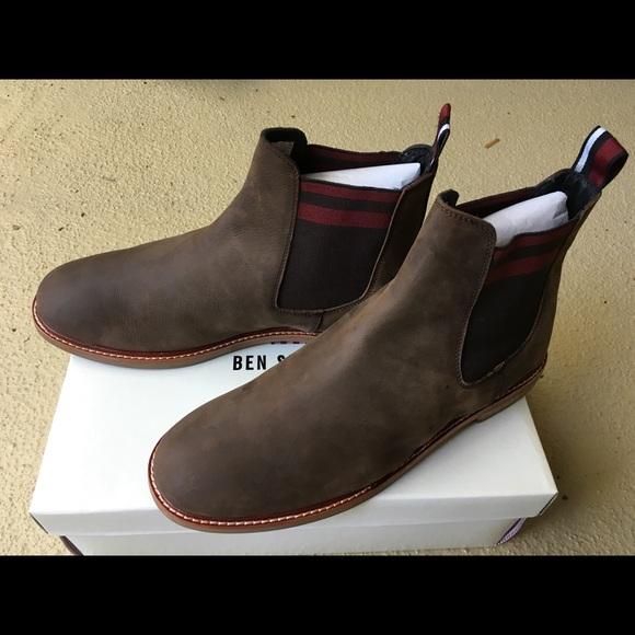 Ben Sherman Chelsea Boots Mens Size